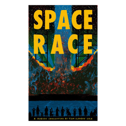 Space Race by Tom Clohosy Cole