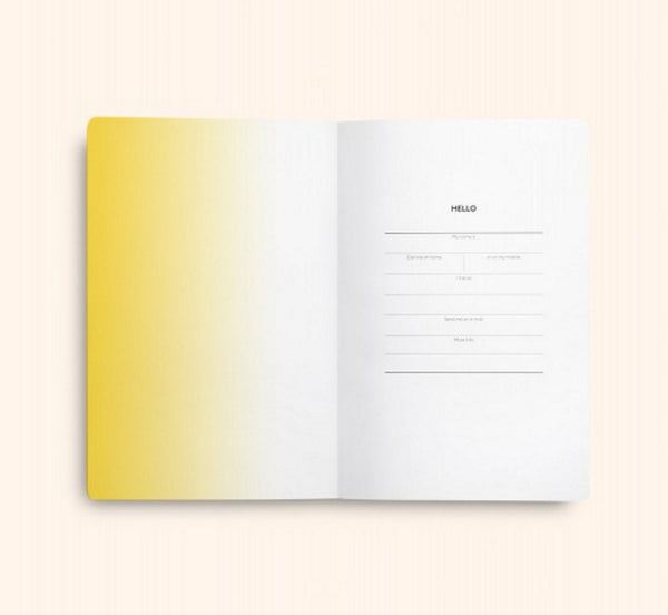 A Year of Sun Weekly Planner by Octaevo
