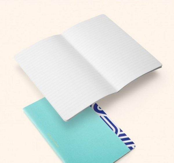 Greco Creative Notes Ruled Notebook by Octaevo