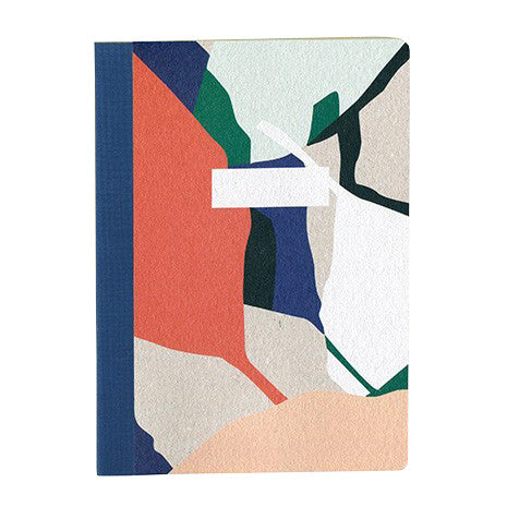 Camo A5 Notebook by Papier Tigre