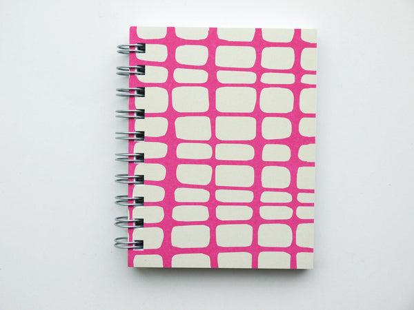 Demi Notebook - Pink