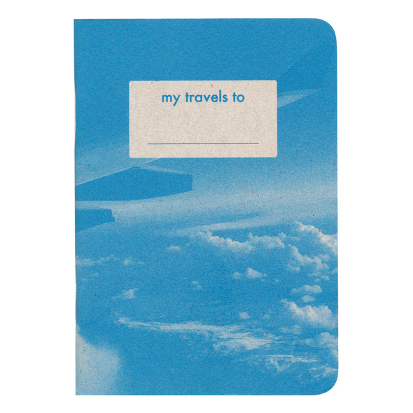 Travel Pocket Notebook by Little Otsu