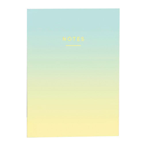 Ombre Notebook by Wrap