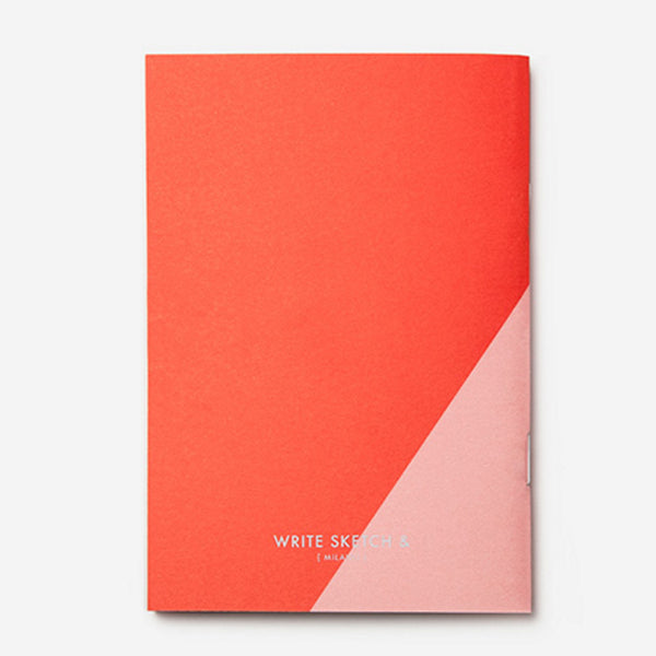 Super Tile Pocket Notebook by Write Sketch &