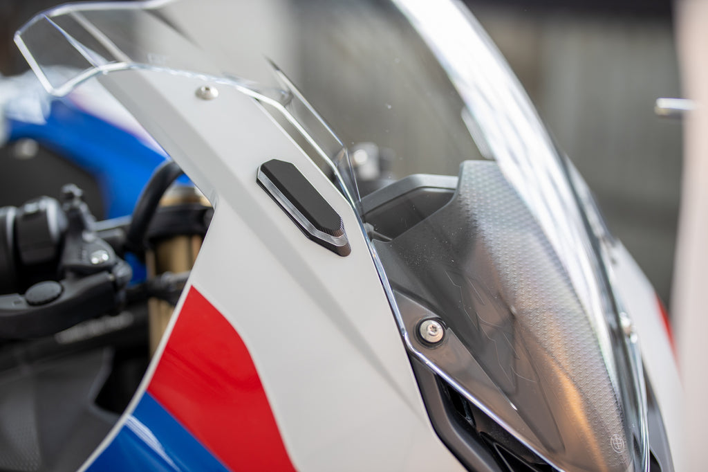 2020 S1000RR Mirror Block off's