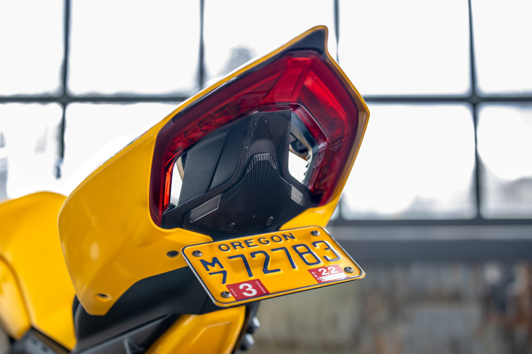Panigale Tail Tidy