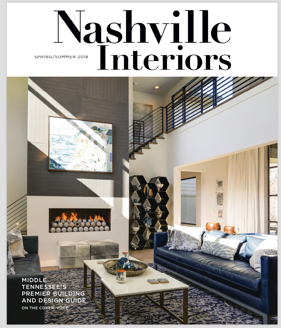 Nashville INteriors Design Magazine