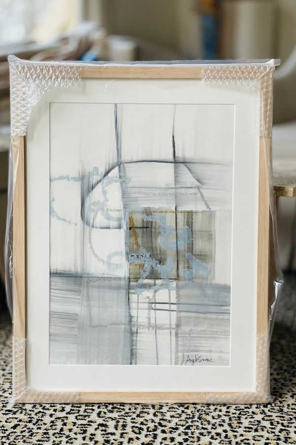 Angela Simeone abstract art painting artist Nashville interiors interior design designer scandi design scandinavian design boho bohemian design traditional design modern design neutral decor nashville interiors