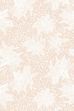 Zebra Star Neutral wallpaper by Nashville artist Angela Simeone artful wallpaper for interior designers and homes of design