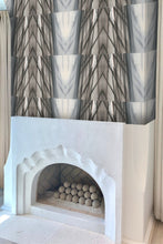 Ikat Transitional Large Wallpaper