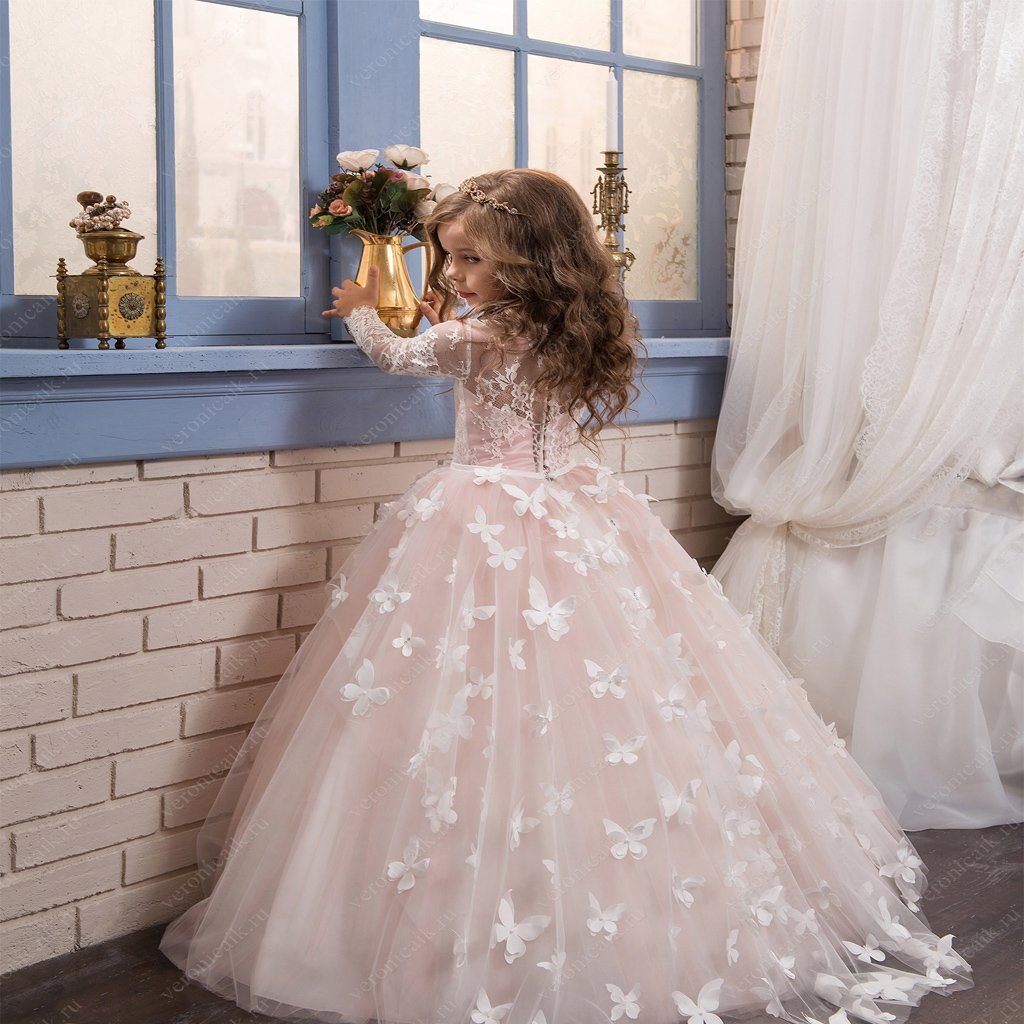 2018 cute pink lace tulle cheap latest flower girl dresseslitter 2018 cute pink lace tulle cheap latest flower girl dresseslitter girl dresses fgy0152 izmirmasajfo