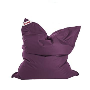 Purple Aubergene Royal Sitting Point Big Bag Brava Bean Bag - nuatua-bean-bags
