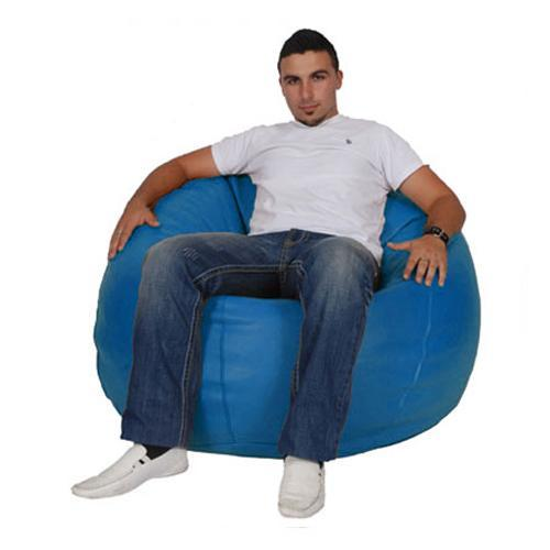 Blue King Bean Bag - nuatua-bean-bags