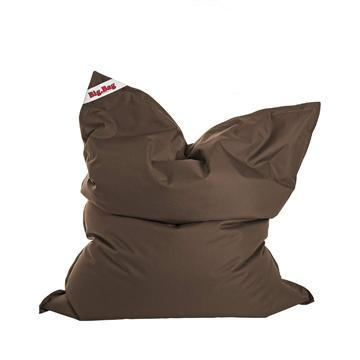 Brown Sitting Point Big Bag Brava Bean Bag - nuatua-bean-bags