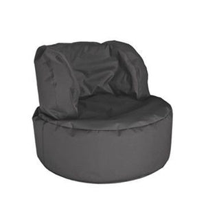 Grey Sitting Point Bebop Bean Bag Chair - nuatua-bean-bags