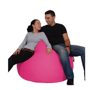 Hot Pink King Bean Bag - nuatua-bean-bags