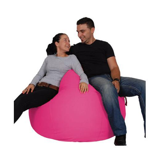 Hot Pink King Bean Bag