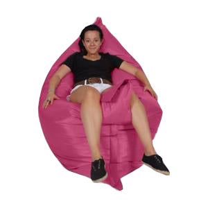 Hot Pink Urban Gorilla Bean Bag - nuatua-bean-bags