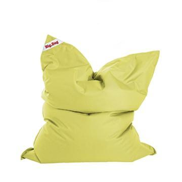 Lime Green Royal Sitting Point Big Bag Brava Bean Bag