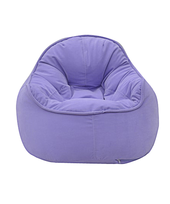 Mini Me Pod Bean Bag Chair Light Purple - nuatua-bean-bags