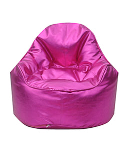 Mini Me Pod Bean Bag Chair Shiny Purple