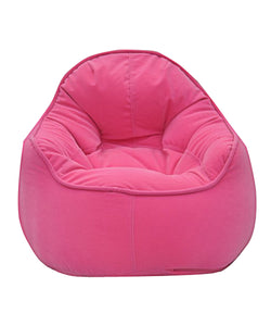 Mini Me Pod Bean Bag Chair Pink - nuatua-bean-bags