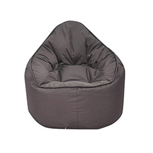 Brown Pod Bean Bag Chair - nuatua-bean-bags
