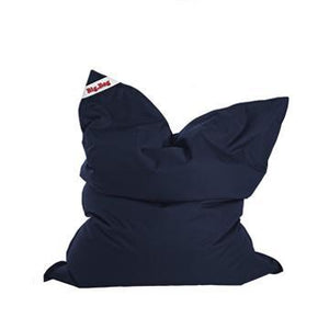 Blue Navy Sitting Point Big Bag Brava Bean Bag - nuatua-bean-bags