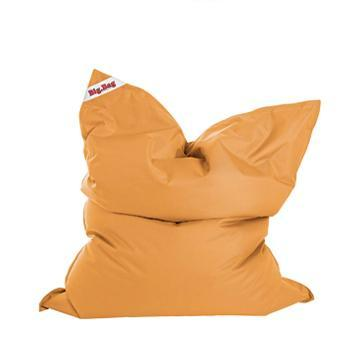 Orange Sitting Point Big Bag Brava Bean Bag - nuatua-bean-bags