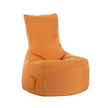 Orange Sitting Point Swing Brava Bean Bag Chair - nuatua-bean-bags