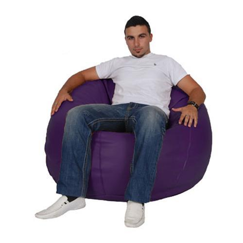 Purple King Bean Bag - nuatua-bean-bags