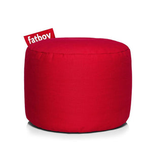 Red Fatboy Point Stonewashed - nuatua-bean-bags