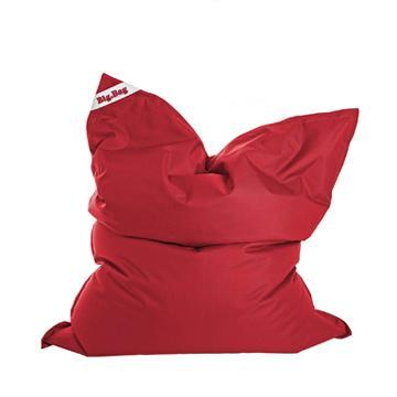 Red Sitting Point Big Bag Brava Bean Bag - nuatua-bean-bags