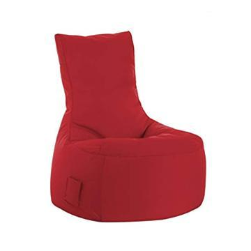 Red Sitting Point Swing Brava Bean Bag Chair - nuatua-bean-bags