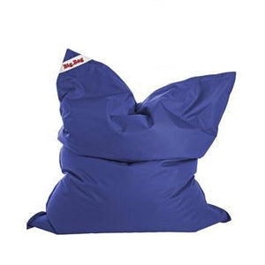 Blue Royal Sitting Point Big Bag Brava Bean Bag - nuatua-bean-bags