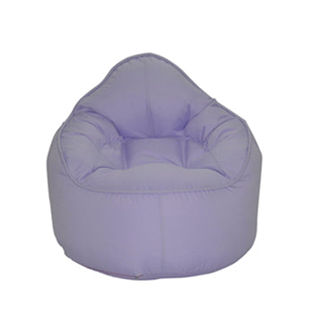 Purple Pod Bean Bag Chair - nuatua-bean-bags
