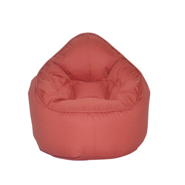 Red The Pod Bean Bag Chair - nuatua-bean-bags