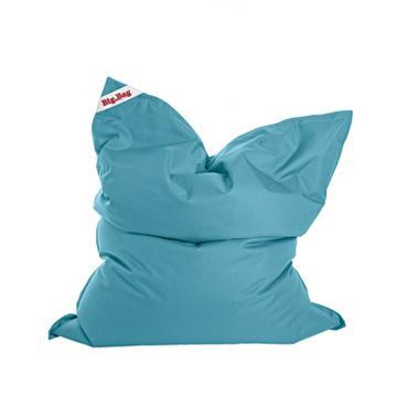 Torquoise Royal Sitting Point Big Bag Brava Bean Bag - nuatua-bean-bags