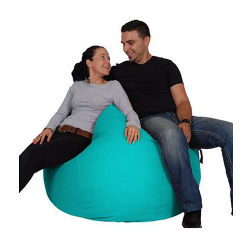 Turquoise King Bean Bag - nuatua-bean-bags