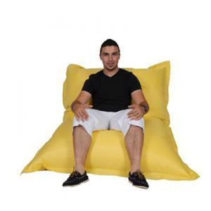 Yellow Urban Gorilla Bean Bag
