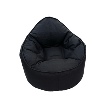 Black Pod Bean Bag Chair