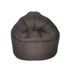 Brown Giant Pod Bean Bag Chair