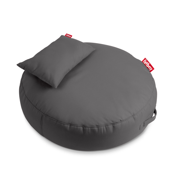 Grey Fatboy Pupillow - nuatua-bean-bags