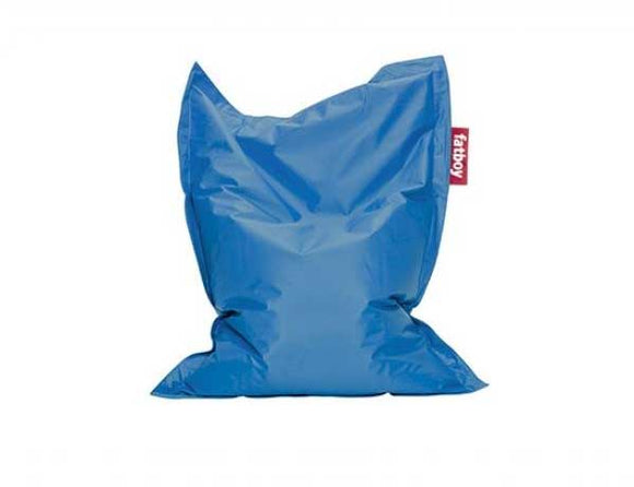 Petrol Blue Junior Fatboy - nuatua-bean-bags
