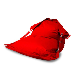 Red Buggle up outdoor bean bag