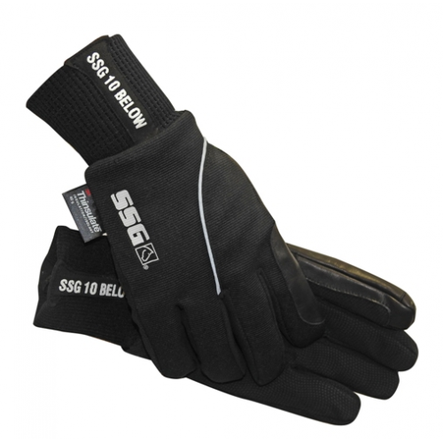 SSG 10 Below Waterproof Insulated Winter Glove Black