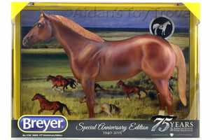 Breyer AQHA 75th Anniversary Quarter Horse 1730