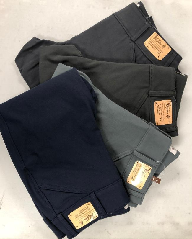 2019 Tailored Sportsman Colors