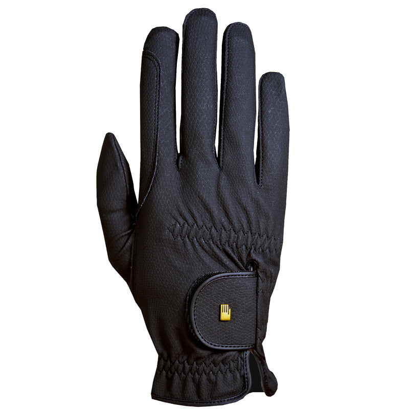 Roeckl Roeck-Grip Black Gloves