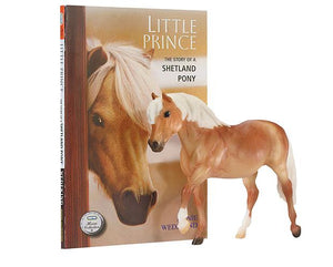 Breyer Little Prince toy and book 6137